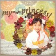 my little princess !