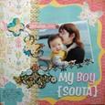 My boy {souta}