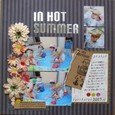 IN HOT SUMMER