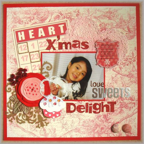 X'mas delight~love sweets~