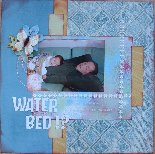 #126 WATER BED!?